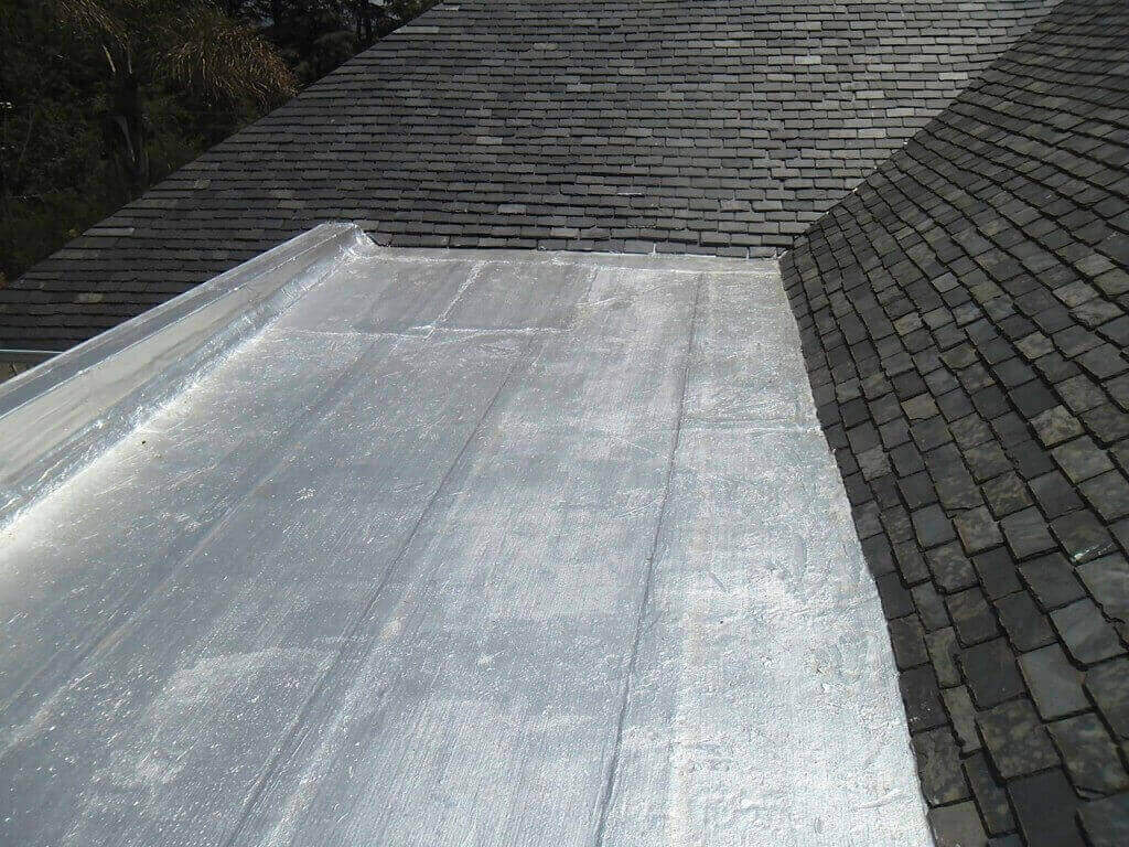 Roofing Waterproofing Flat Concrete Waterproof