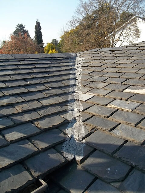Slate Roof Maintenance Pech Roofing Specialists