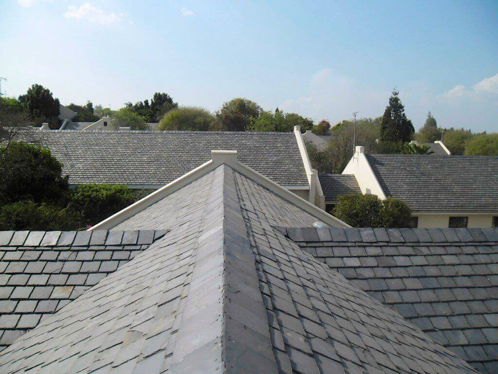 Install New Slate Roofing Natural And Everite Slate Company