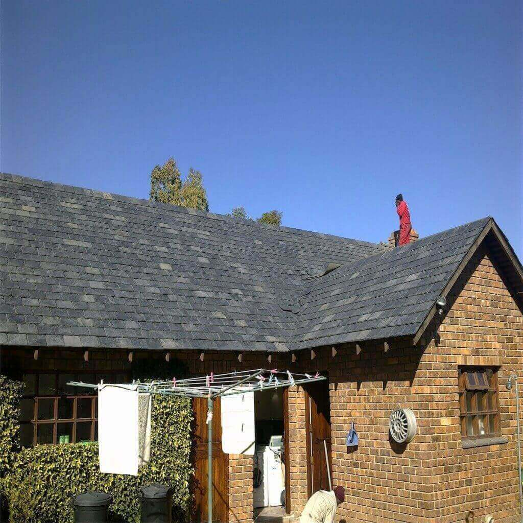 Slate Re Roofing Company Johannesburg Re Roofing An