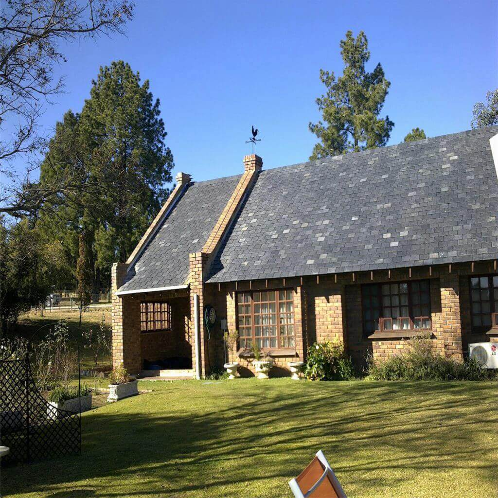 Slate Roof Maintenance Is An Important Part Of Maintaining The Value Of  Your Home. If You Have Not Being Doing Maintenance There Is A Good Chance  ...