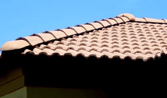 Roof Ridge Repairs