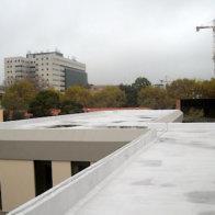Concrete Flat Roof Waterproofing